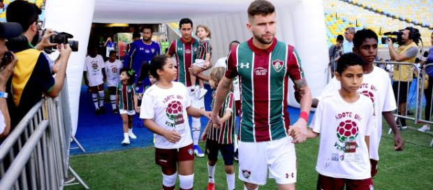 Flu deve manter a equipe de sábado contra o Cruzeiro. (Divulgação/Mailson Santana/Fluminense FC)