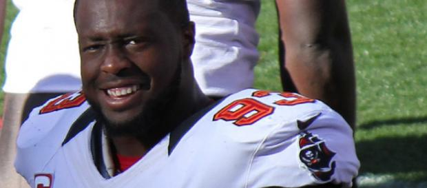 Gerald McCoy could still be in the cards for the Cleveland Browns. [Jeffrey Beall/Wikimedia Commons]