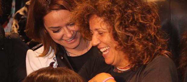 La gran amistad de Toñi Moreno y Rosana - Chic - libertaddigital.com