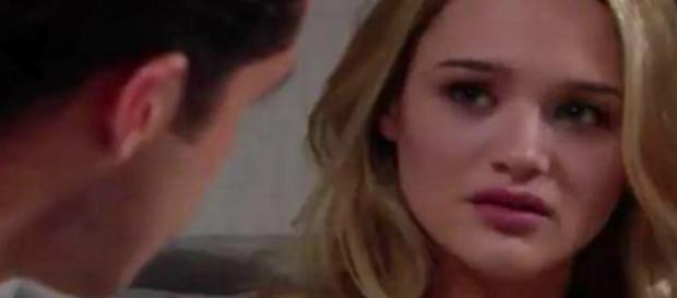Skyle fans are holing out for a reunion once Kola has run it's course on 'Y&R.' [Image Source: CBS Soap Spoilers-YouTube]
