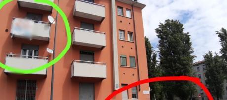 Milano, striscione contro Salvini: arriva la DIgos, ma gli abitanti protestano