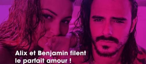 Alix (LMAT) : en couple avec Benjamin Samat, un détail choque les ... - dailymotion.com
