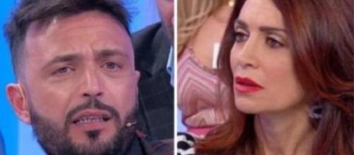 Armando Incarnato e Barbara De Santi: accesa discussione a Uomini e Donne.
