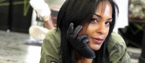 Georgette Polizzi in ospedale dopo l'intervista sulla Prati: 'L'ansia non aiuta la mia malattia'.