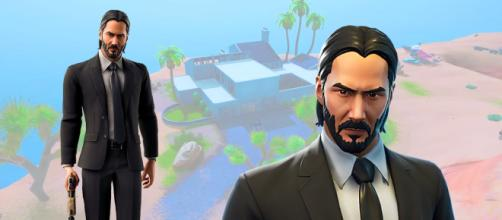 John Wick is coming to Fortnite. [Source: Asmir Pekmic]