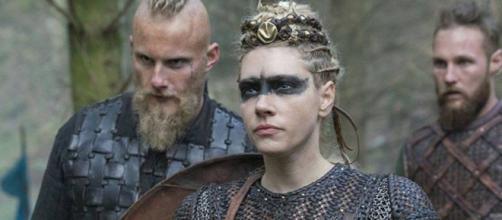 O filho de Ragnar irá mudar na próxima temporada. (Divulgação/History)