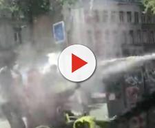 Gilets jaunes : aspergés de lacrymo lors de l'acte 26 à Lille, deux handicapés témoignent