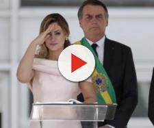 Michelle Bolsonaro pode estar na mira do MP. (Arquivo Blasting News)