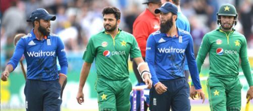 2019 Pakistan tour of England live on PTV Sports (Image via Sonylive.com screencap)