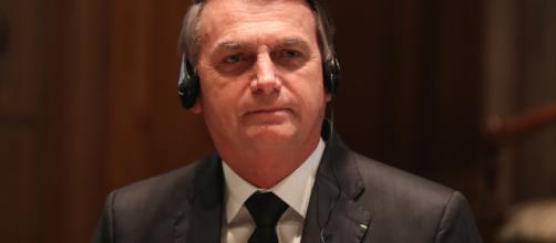 Bolsonaro sai em defesa de Flávio. (Marcos Corrêa/Presidência da República)