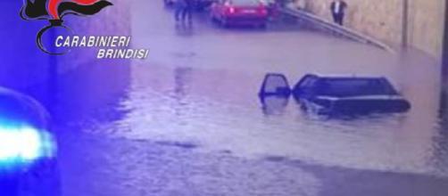 Brindisi, coppia di anziani salvata a San Pietro Vernotico sotto ad un cavalcavia