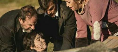 Il Segreto, spoiler spagnoli: esplode una bomba alla villa di Francisca