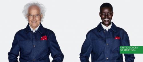 La nuova campagna pubblicitaria della Benetton