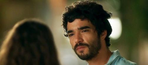 Ator interpreta o personagem Geandro em 'O Sétimo Guardião'. (Divulgação/TV Globo)