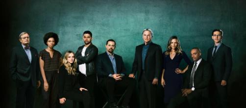 'NCIS' team (Image via official NCIS Facebook Page)