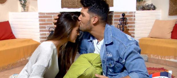 Alberto Santana elige a Melyssa como su pareja