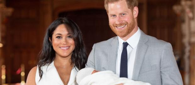 Baby Sussex, finalmente è arrivata la visita di William e Kate.