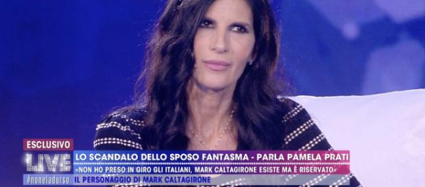 Caso Pamela Prati: spunta un'altra prova che Mark Caltagirone non esiste.
