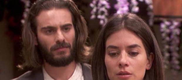 Il Segreto, anticipazioni: Il Guerrero geloso di Elsa Laguna.
