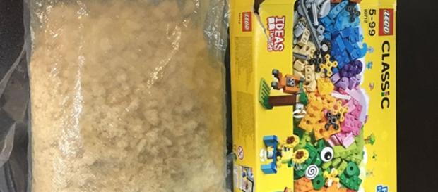 Lego box from South Carolina consignment shop had $40,000 of meth - usatoday.com