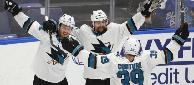 Los Sharks están a dos victorias de jugar la serie por la Stanley Cup. www.cbssports.com