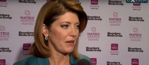Norah O'Donnell got nothing but the highest respect in her sendoff from 'CBS This Morning.' [image source: extratv-YouTube]