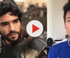 Caio Blat e Rodrigo Faro. (Reprodução/Instagram/@caio_blat/@rodrigofaro)
