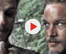 Floki e Ragnar em episódio de Vikings. (Divulgação/History)