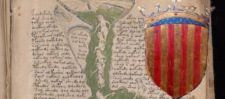 El manuscrito Voynich fue un regalo a la reina María de Castilla.