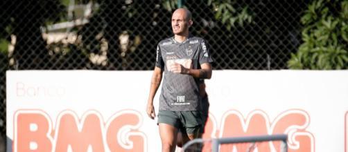 Fábio Santos será um dos desfalques do Galo. ( Divulgação/ Bruno Cantini/ Atlético-MG)