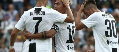 Juventus formation: Who is Cristiano Ronaldo's perfect partner ... - goal.com