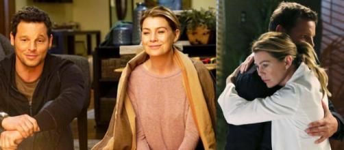 Meredith Grey and Alex Karev FONTE: Google