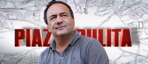 Mimmo Lucano scatenato contro Matteo Salvini a Piazzapulita