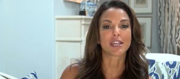 "Eva Larue coming to ""Y&R"" as matriarch of the Tosales clan. [Image Source: The Eva Larue Channel-YouTube]"