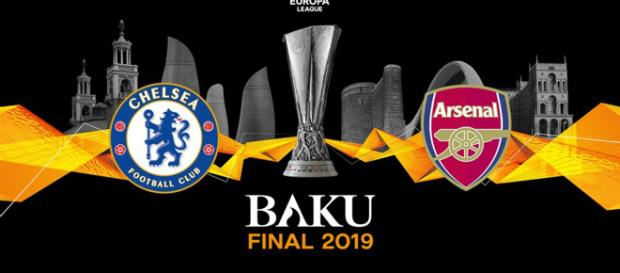 Finale di Europa League, Chelsea-Arsenal