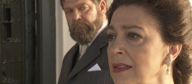 Il Segreto, anticipazioni spagnole: Francisca ordina a Mauricio di uccidere Severo