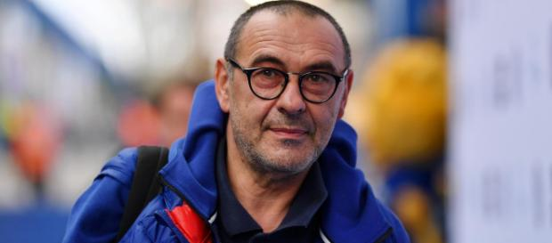 Maurizio Sarri sarebbe nel mirino del Milan.