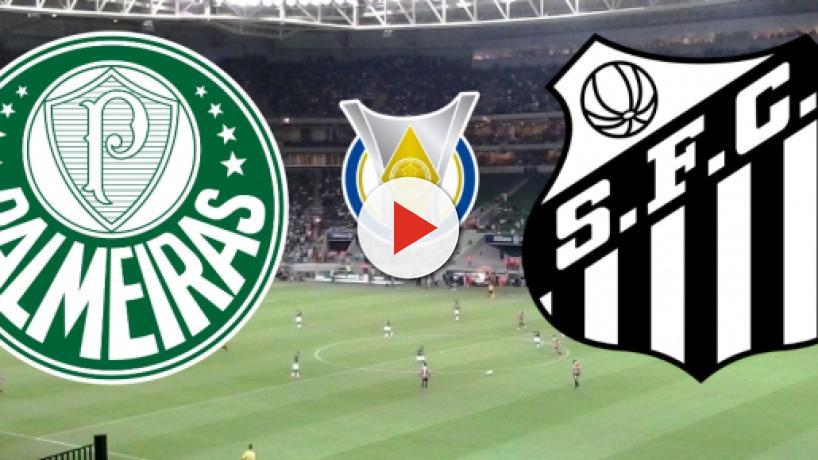 Palmeiras x Santos: partida ao vivo na TNT, neste sábado (18), às 19h