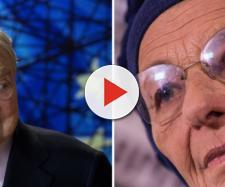 Emma Bonino finanziata da George Soros