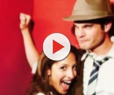 Greg Rikaart and Christel Khalil return to Y&R in June. [Image Source: Soaps In Depth-YouTube]