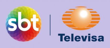 SBT e Televisa são parceiras (Reprodução/ SBT e Televisa)