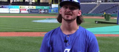 Colorado Rockies have called up their top prospect the big leagues. [Image Credit] MLB/YouTube