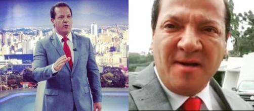 Gilberto Ribeiro trabalhava há 39 anos na Record TV. (Reprodução/Instagram/@gilbertoribeiro.tv)