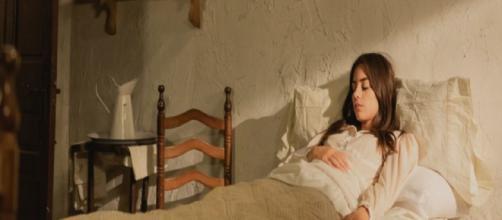 Il Segreto: Elsa molto malata nelle puntate dal 19 al 25 maggio su Canale 5
