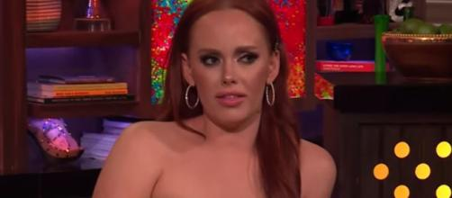 """Southern Charm"""" Kathryn Dennis' class act - Image credit - Watch What happens Live With Andy Cohen 
