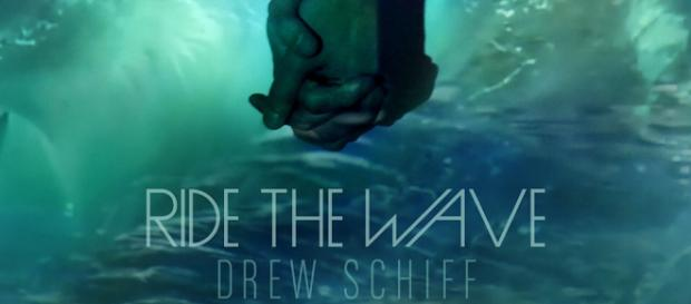 Singer Drew Schiff's new song is called 'Ride The Wave.' / Image via Drew Schiff, used with permission.