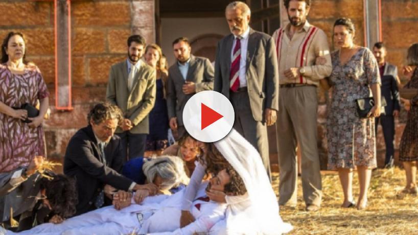 Resumo da primeira semana de 'A Dona do Pedaço': Amadeu leva um tiro da irmã no altar
