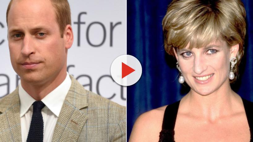 Le prince William s'est confié sur la mort de sa mère, Lady Diana: 'une douleur comme aucune autre'