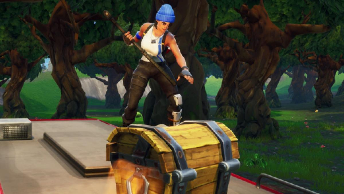 Epic Games announces changes to looting in 'Fortnite Battle
