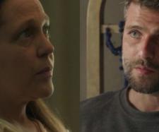 Judith e Gabriel (Reprodução/TV Globo)
